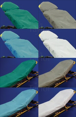 Taylor SureFit™ Disposable Fitted Stretcher Sheets