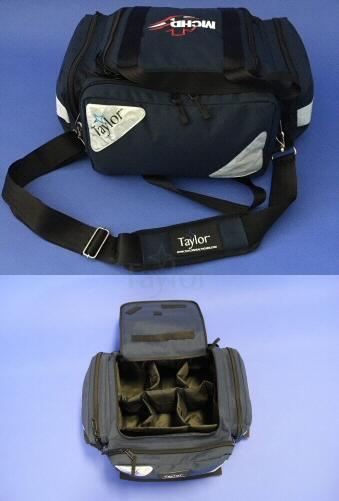 Taylor Three Pocket Trauma Bags